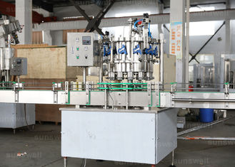 Aluminum energy drinks, beer Pop Can automatic rotary Filling Machine 1,500BPH (330ml)