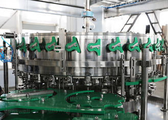 9000 cans / hour (300ml) PET can Aluminum Can Filling Machine for carbonated drinks