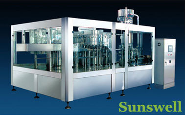 চীন Stainless Steel Tea Filling Machine , Semi-Automatic Liquid Filling Line কারখানা