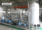 Common Temperature Carbonated Filling Machine  With Flow Meter  Tecnology