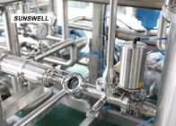 Co2 Beverage Filling Machine 20000liter / Hour For CSD Drink Production Line