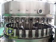 Powerful  Automatic Aluminum Can Filling Machine For Beverage Juice / Beer Soda সরবরাহকারী