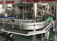 PET Bottled Water Production Line , Liquid Filling And Sealing Machine