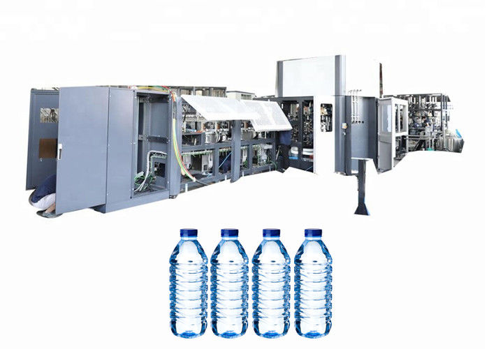 Automatic Combiblock / Combibloc / Combi Bottle Filling And Capping Machine Long Life