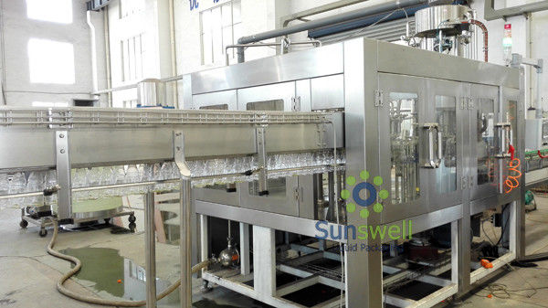 Automatic PLC Hot Fruit Liquid Filling Machine High Capacity সরবরাহকারী