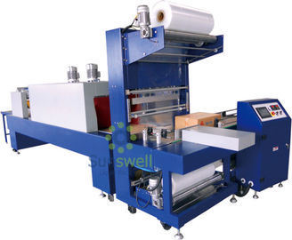 Plastic Film Shrink Packaging Equipment For Vinegar And Soy Sauce