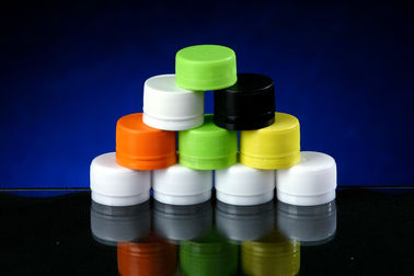 চীন 26mm HDPE & PP Cap For bottles of water, carbonated drinks, hotfill, oil, 5 gallon কারখানা